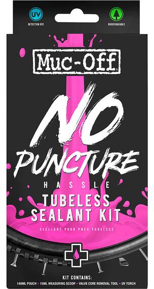 Muc-Off No Puncture Hassle 140ml Svart